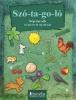 Foglalkoztató mesekönyv Szótagoló - Népmesék színezhető rajzokkal