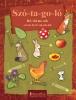 Foglalkoztató mesekönyv Szótagoló - Rövid mesék színezhető rajzokkal